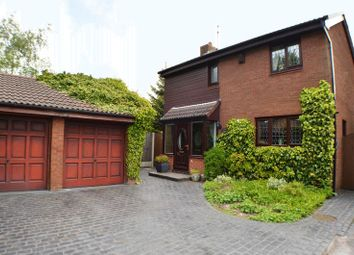 Thumbnail 4 bed detached house for sale in Sorrel Bank, Stockport