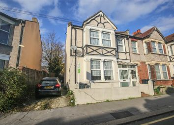 Thumbnail 4 bed end terrace house for sale in Manor Road, London