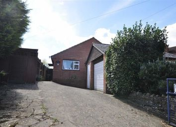 Thumbnail 2 bed detached bungalow for sale in Albion Road, Malvern