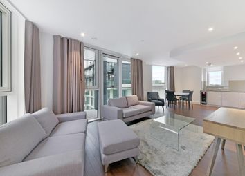 Thumbnail 2 bed flat to rent in Haydn Tower, Nine Elms Point, Vauxhall