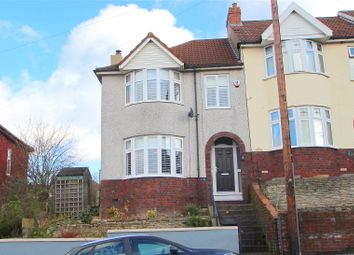 Thumbnail 3 bed end terrace house for sale in Redcatch Road, Knowle, Bristol
