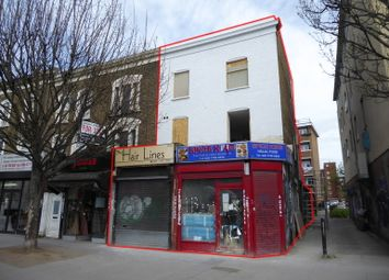 Thumbnail Retail premises for sale in Commercial Road, London