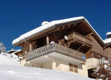 Thumbnail 4 bed chalet for sale in Chalet Les Olympiades, Les Gets, Haute-Savoie