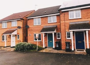 Thumbnail 3 bed semi-detached house to rent in Tyburn Close, Leicester