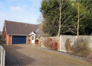 Thumbnail 5 bed detached house for sale in The Spinney, Church Aston Newport
