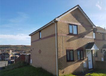 Thumbnail 3 bed semi-detached house for sale in Gelli Close, Tredegar, Blaenau, Gwent