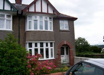 Thumbnail 3 bed property to rent in St. Nons Avenue, Carmarthen, Carmarthenshire
