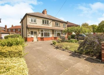 Thumbnail 3 bed semi-detached house for sale in Church Road, Leyland, .