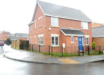 Thumbnail 4 bed detached house for sale in Celtic Fields, Worksop