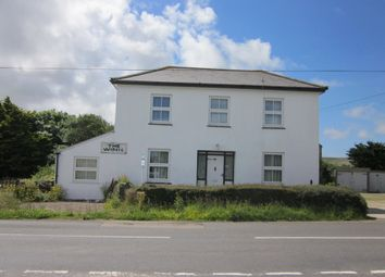 Thumbnail 7 bed detached house for sale in Cripples Ease, Nancledra, Penzance