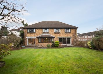 Thumbnail 5 bed detached house for sale in Barrow Point Lane, Pinner Village, Middlesex