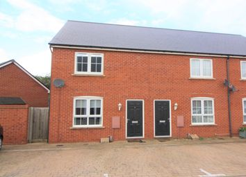 Thumbnail 3 bed end terrace house for sale in Hay Webb Close, Exeter