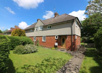 Thumbnail 3 bed semi-detached house for sale in Broomfield Road, Welwyn Village, Herts
