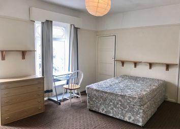 Thumbnail 2 bed flat to rent in Top Floor Flat, 9 Brynymor Road, Swansea