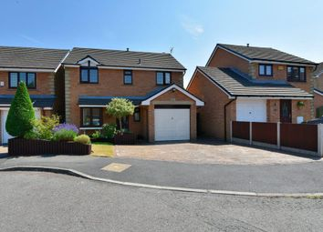 Thumbnail 4 bed detached house for sale in Wyne Close, Hazel Grove, Stockport