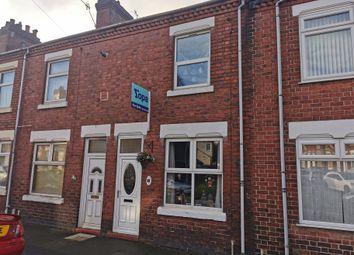 2 bed terraced house for sale in Dennis Street, Fenton, Stoke-On-Trent ST4