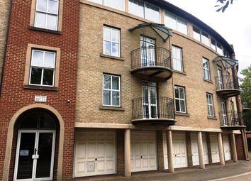 Thumbnail 2 bed flat for sale in Alcantara Crescent, Ocean Village, Southampton