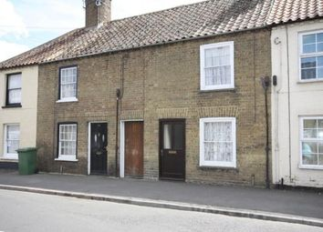 Thumbnail 2 bedroom terraced house to rent in New Road, Chatteris