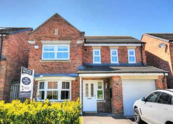 Thumbnail 4 bedroom detached house to rent in Beaumont Court, Pegswood, Morpeth