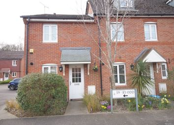 Thumbnail 2 bed end terrace house for sale in Poperinghe Way, Arborfield, Reading, Berkshire