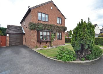Thumbnail 4 bed detached house for sale in Denby Dale Road East, Durkar, Wakefield