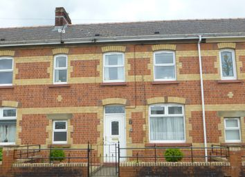 Thumbnail 3 bed terraced house for sale in Brynteg Terrace, Ammanford, Carmarthenshire.