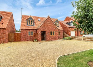 3 bed detached house for sale in Spice Chase, Tilney St. Lawrence, King's Lynn PE34
