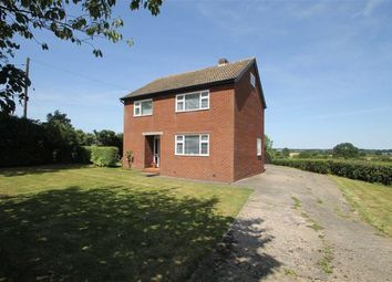 Thumbnail 3 bed detached house for sale in Westbury, Shrewsbury
