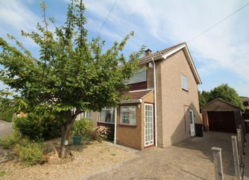 Thumbnail 3 bed semi-detached house for sale in Painswick Avenue, Stoke Lodge