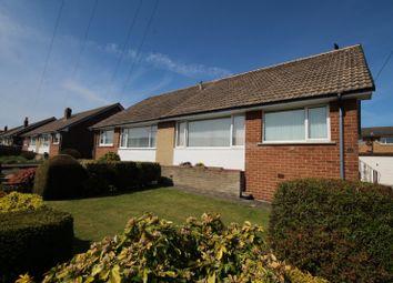 Thumbnail 2 bed bungalow for sale in Celandine Drive, Salendine Nook, Huddersfield, West Yorkshire