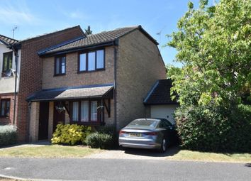 Thumbnail 3 bed end terrace house for sale in Horseshoe Crescent, Burghfield Common, Reading