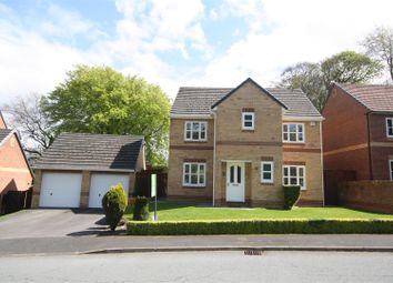 Thumbnail 4 bed detached house for sale in Graythwaite, Chester Le Street