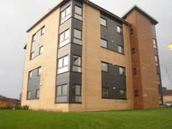Thumbnail 2 bed flat to rent in Mount Pleasant Way, Kilmarnock