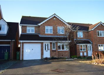 Thumbnail 4 bedroom detached house for sale in Ayrton Senna Road, Tilehurst, Reading, Berkshire