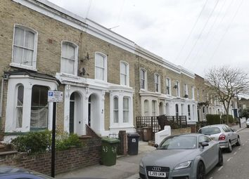 Thumbnail 3 bed maisonette for sale in Rushmore Road, London