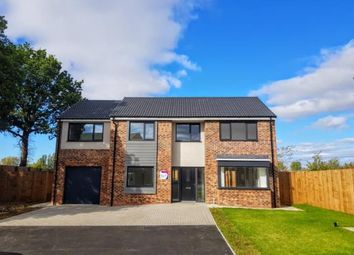 Thumbnail 4 bedroom detached house for sale in The Lawns, Marton, Middlesbrough