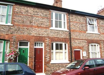 Thumbnail 2 bed terraced house to rent in Colenso Street, Clementhorpe, York