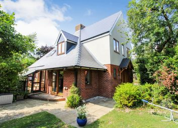 Thumbnail 5 bed detached house for sale in Cold Ash Hill, Cold Ash, Thatcham