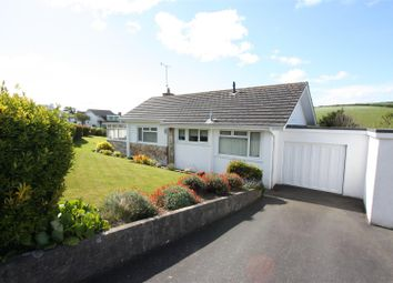 Thumbnail 2 bed detached bungalow for sale in Chichester Crescent, Newquay