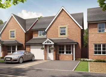 "Thumbnail 3 bedroom detached house for sale in ""Scalford"" at Somerset Avenue, Leicester"