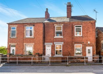 Thumbnail 2 bed terraced house for sale in Nottingham Road, Belper