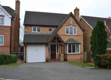 Thumbnail 4 bedroom detached house to rent in Lodge Farm Chase, Ashbourne