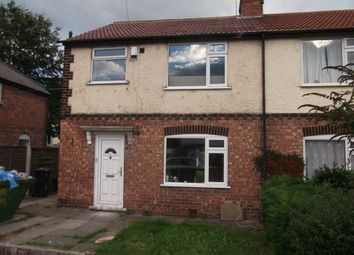 Thumbnail 3 bed semi-detached house to rent in Park Avenue, Saltney, Chester
