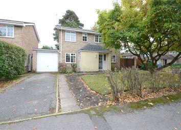 Thumbnail 4 bed detached house for sale in Curzon Drive, Church Crookham, Fleet