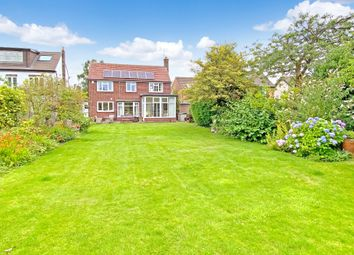 Thumbnail 3 bed detached house for sale in Leadhall Road, Harrogate
