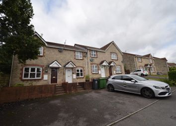 Thumbnail 2 bedroom terraced house to rent in Felsted Close, Pontprennau, Cardiff