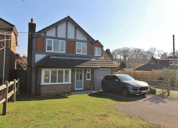 Frogmore Lane, Waterlooville PO8. 4 bed detached house for sale