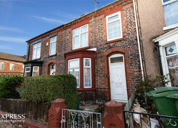 Thumbnail 3 bed terraced house for sale in Maple Street, Birkenhead, Merseyside