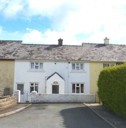 Thumbnail 2 bed terraced house for sale in St. Georges Avenue, Whitland, Carmarthenshire