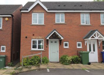 3 bed end terrace house for sale in Levett Grange, Rugeley WS15